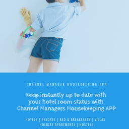 Channel Manager House Keeping APP-2