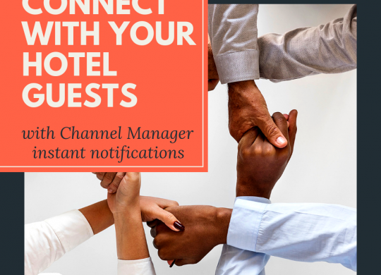 Connect with your hotel guests 1